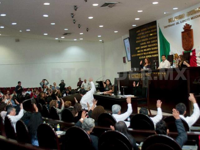 Congreso va contra colonias irregulares