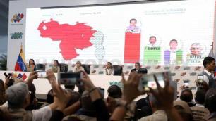 Desconocen 14 países resultado electoral