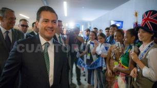 Reforma educativa prepara a jóvenes para el futuro: EPN