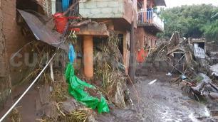 Inundaciones en Michoacán dejan al menos cinco muertos