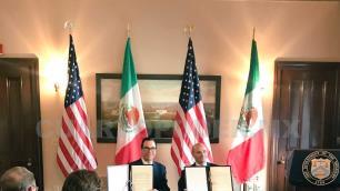 EUA aumenta disponibilidad de recursos para México