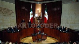 Magistrados y jueces demandan respeto a la división de poderes