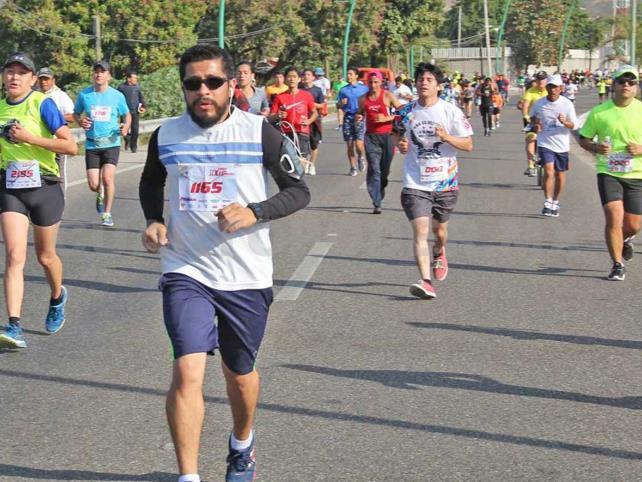 Carrera del Parachico, con más de 10 mil inscritos