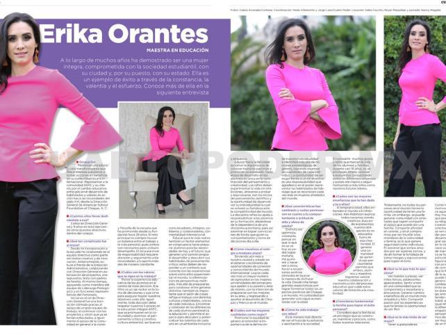 Erika Orantes