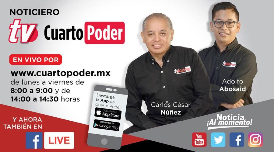 Publicidad_TV Cuarto Poder