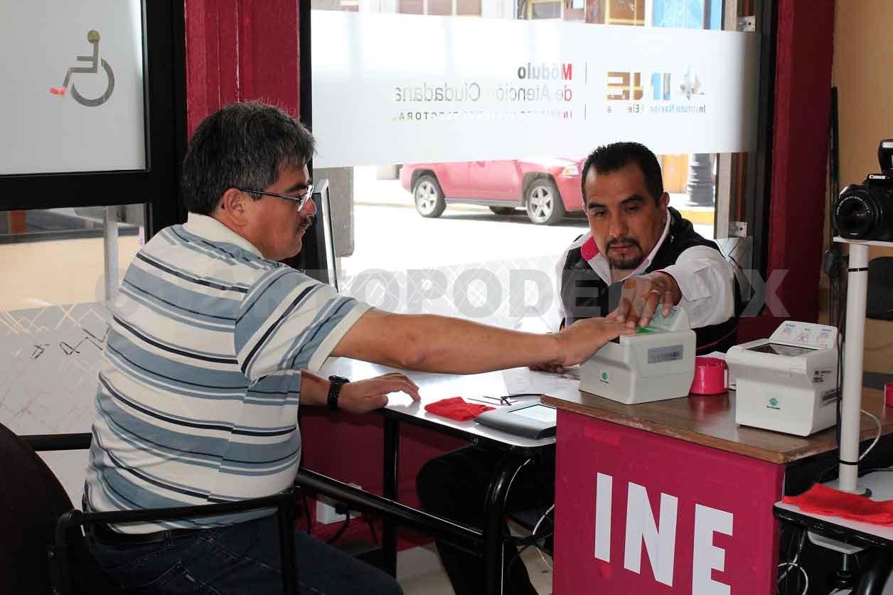 Sin Validez 50 Mil 688 Credenciales En Chiapas