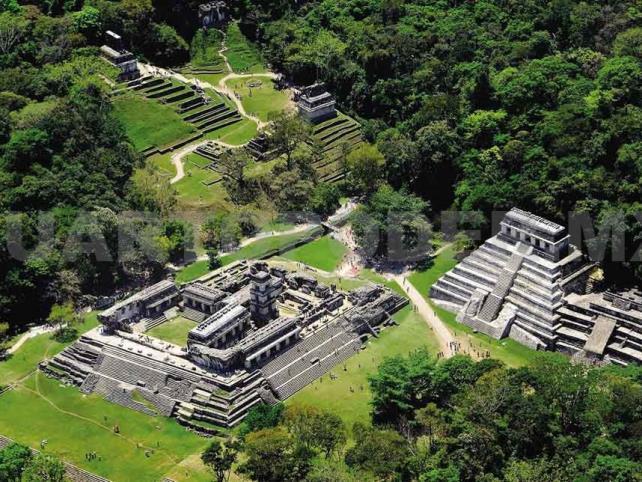 Maravillas de Palenque, Chiapas