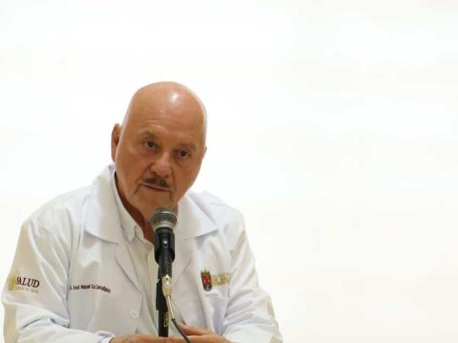 40 casos confirmados de coronavirus COVID-19 en Chiapas